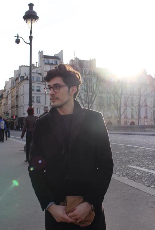 Marcelo Giovannetti Street style Aliasolivia Paris